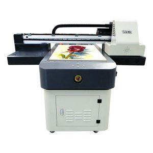 uv flatbed տպիչ a2 pvc քարտը uv տպագրական մեքենա թվային inkjet printer dx5