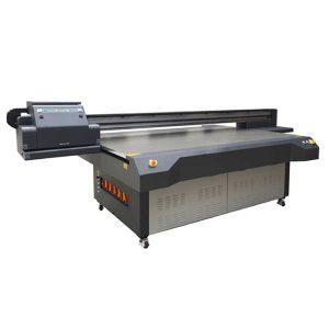 uv տպիչ արտադրել ակրիլ փայտյա հացահատիկի uv տպագրական մեքենա