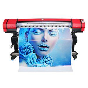 լայն ձեւաչափով 6 գույն flexo banner sticker վճարունակ inkjet printer