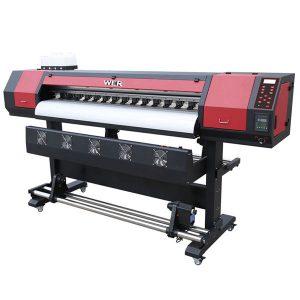 կտավ տպագրական մեքենա dx5 inkjet տպիչներ վաճառքի համար