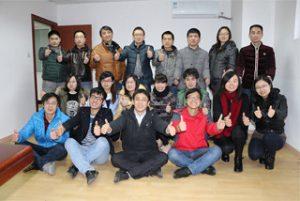 B2B աշխատակիցները գլխավոր գրասենյակում, 2015 4