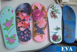 EVA-Slipper-Printing- նմուշ-ից-WER-EP6090UV