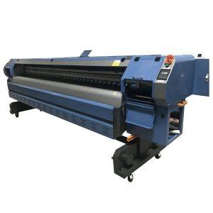 512i printhead թվային vinyl flex banner վճարունակ տպիչ / տպագրական մեքենա
