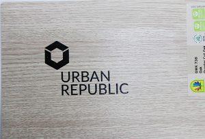 Logo տպագրություն `փայտանյութերի վրա WER-D4880UV 2