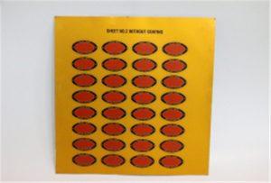 Տպագրական ընտրանք Մետաղի վրա A3 UV տպիչով WER-E2000UV