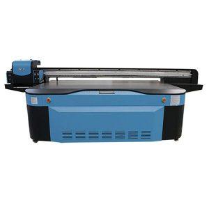 լայն ֆորմատով բարձր արագությամբ թվային flatbed china uv տպիչ ապակե տպագրության համար