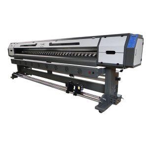 3.2m դիգի 5113 գլխի էկո վճարունակ տպիչներ 10 ոտքի ճկուն բաններ տպագրական մեքենա